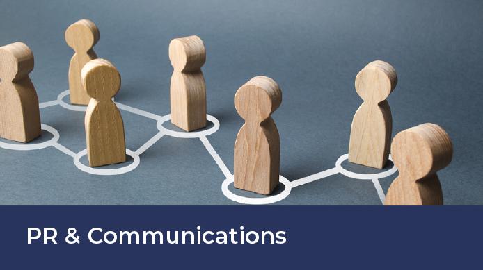 PR & communications